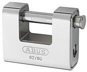 ABUS monoblock 723/80C (92/80C) visací zámek