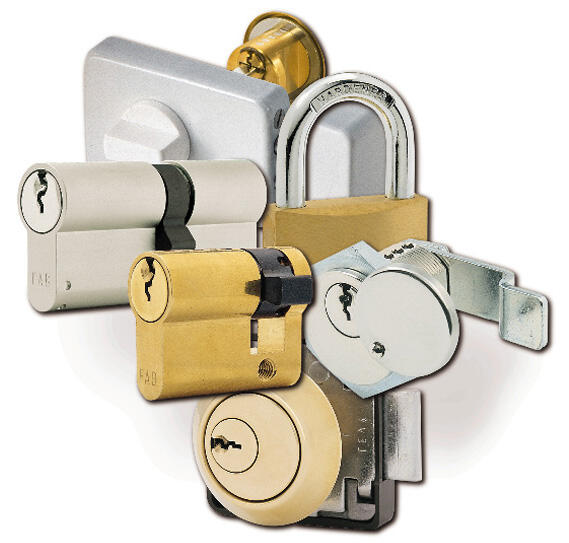 Systém generálního klíče FAB 300 a 300 Hd