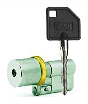 Cylindrická vložka FAB NZS3A 6 klíčů do OS1
