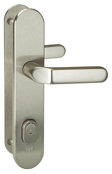Bezpečnostní kování FAB S403/90 klika/klika
