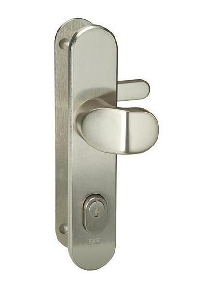 Bezpečnostní kování FAB S408/90 klika/madlo