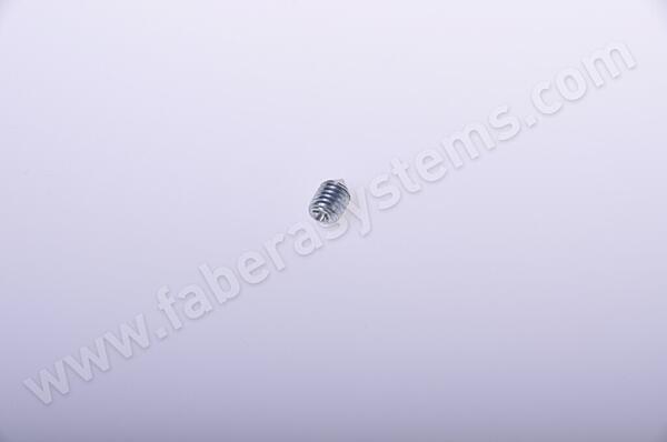 Červík M6x10 mm pro Al kování