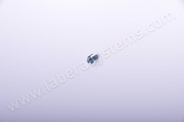 Červík M5x6 mm pro bezpečnostní kování