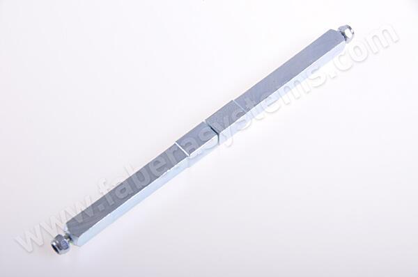 FAB Čtyřhran dělený s přechodem 9-8 200mm