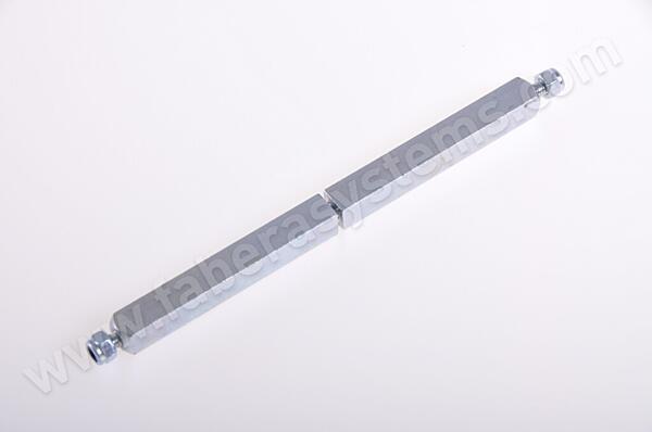 Čtyřhran dělený 8x8, 120mm