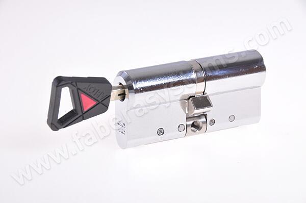 Cylindrická vložka ABLOY NOVEL 31+46 5 klíčů BT4 (CY332U)