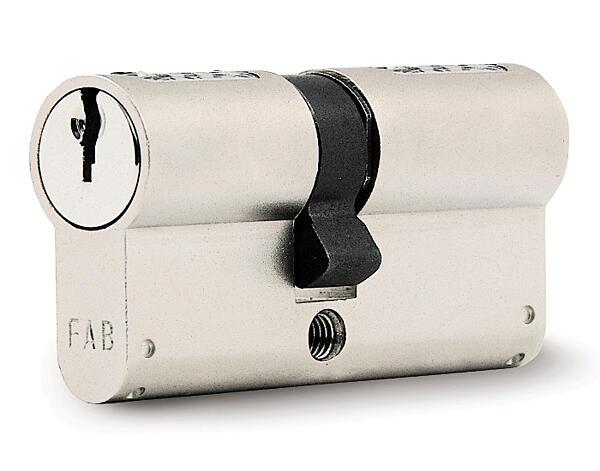 Cylindrická vložka FAB 1000 U4BDNs (29+50) 5 klíčů