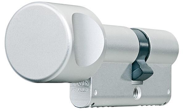 Cylindrická vložka FAB 1002 U4BDKNs (50+50) 5 klíčů