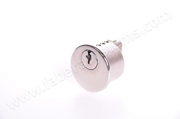 Cylindrická vložka FAB 496N 2 klíče