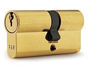 Cylindrická vložka FAB 50 D (30+35) 3 klíče