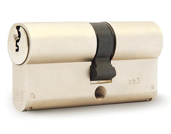 Cylindrická vložka FAB 1000 U4BDNs (35+35) 5 klíčů
