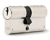 Cylindrická vložka FAB 1000 U4BDNs (35+60) 5 klíčů