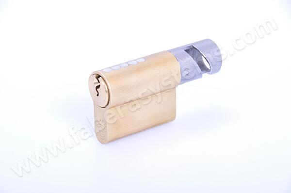 Cylindrická vložka GUARD 420 EKOV se šnekem 2 klíče