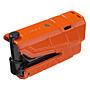 Elektronický zámek na kotoučovou brzdu s alarmem ABUS GRANIT Detecto X-Plus 8077 oranžový
