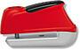 Elektronický zámek na kotoučovou brzdu ABUS Trigger alarm 350 červený