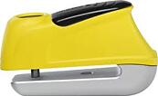 ABUS Trigger alarm 345 (žlutý) elektronický zámek na kotoučovou brzdu