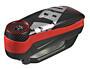 Elektronický zámek na kotoučovou brzdu s alarmem ABUS Detecto 7000 RS1 pixel red