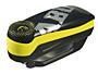 Elektronický zámek na kotoučovou brzdu s alarmem ABUS Detecto 7000 RS1 pixel yellow