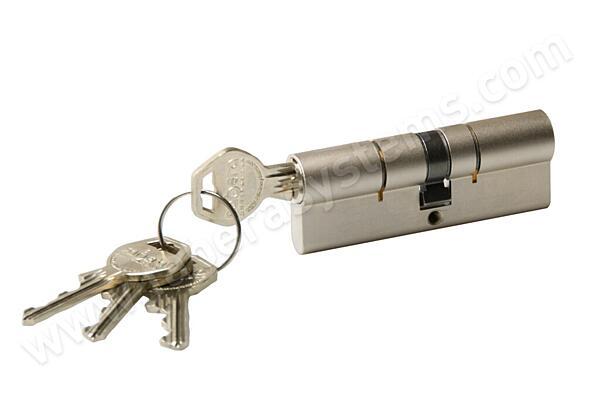 Cylindrická vložka GE-GE pExtra (30+55) 4 klíče