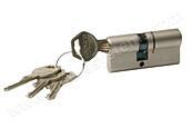 Cylindrická vložka GE-GE pExtra (27,5+27,5) 4 klíče