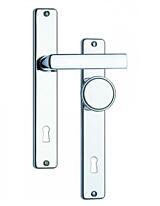 Interiérové kování ROSTEX 804 klika-knoflík 90/DOZ