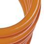 Lankový zámek na kolo ABUS  Star 490/150LL oranžový