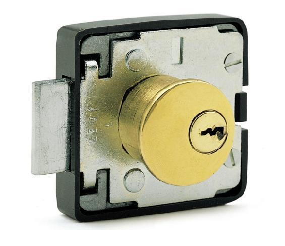 Nábytkový zámek FAB 462 Ms, 2 klíče