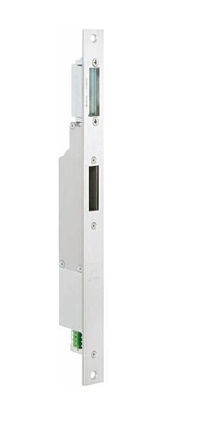 MEDIATOR - Elektromotorická část s protiplechem 356x24x3mm (úzký zámek)