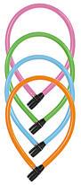 ABUS 1900/55 (mix barev) lankový zámek na kolo