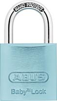 Visací zámek ABUS Baby Lock 645TI/30 Blau