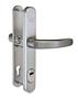 Bezpečnostní kování FAB BK621/92 IROX klika-klika, s překrytem