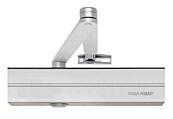 Dveřní zavírač FAB DC300 stříbrný, bez ramínka