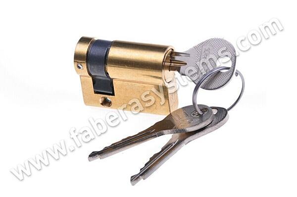Půlvložka FAB 101 RSD (29+10) 3 klíče