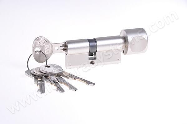 Cylindrická vložka FAB 2002 BDKNs (29+45) 5 klíčů