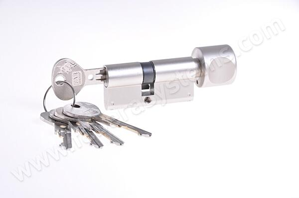 Cylindrická vložka FAB 2002 BDKNs (29+50) 5 klíčů
