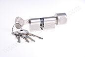 Cylindrická vložka FAB 2002 BDKNs (45+45) 5 klíčů