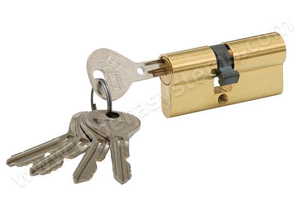 Cylindrická vložka FAB 200 RSGD (29+35) 5 klíčů