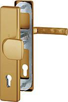 Bezpečnostní kování HOPPE LONDON F4 madlo/klika bez překrytu, 92/8, 67-72 (Obj.č.3766335)