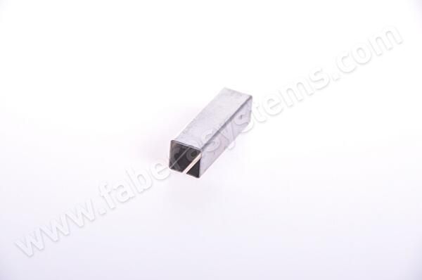 Redukce  6/8 mm plastová vložka
