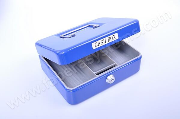 Příruční pokladna CASH BOX 200-160-90 SR3