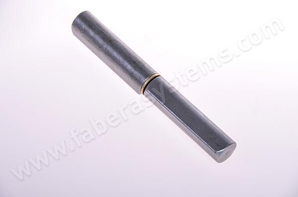 Závěs kovový k navaření 140x16mm  F1
