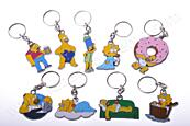 Přívěsek na klíče The Simpsons