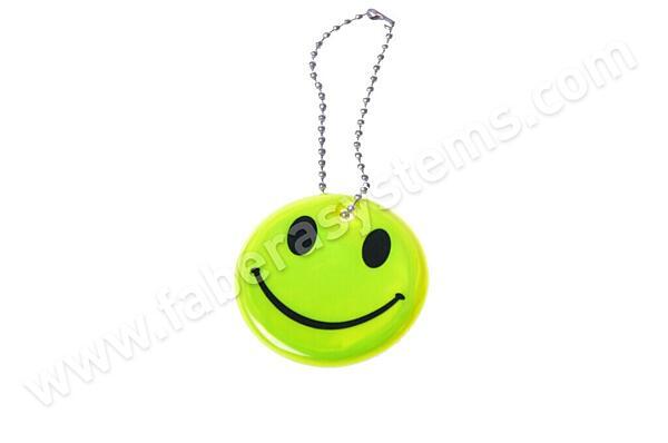 Přívěsek na klíče Reflexní SMILE