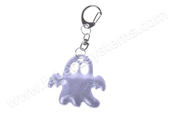 Přívěsek na klíče Reflexní strašidýlko
