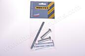 Prodlužovací sada ROSTEX, trn + svorníky pro kování klika-klika, 38-55mm-standard (R4, 807