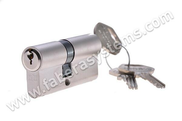 Cylindrická vložka GE-GE E-AP2000 (30+40) 3 klíče