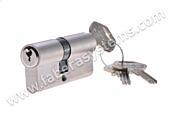Vložka GE-GE E-AP2000 45+45 3 klíče