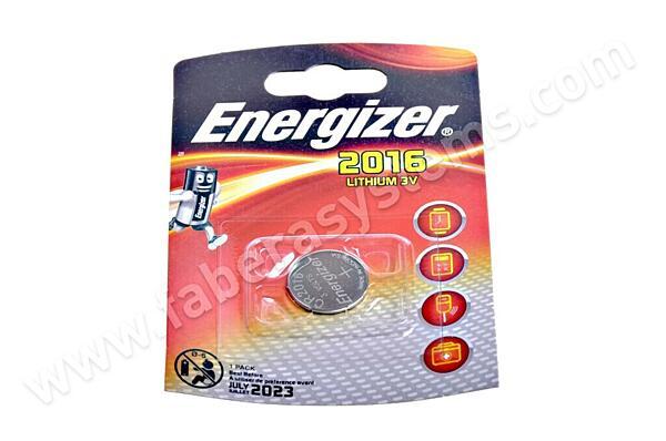 Lithiová knoflíková baterie ENERGIZER CR2016