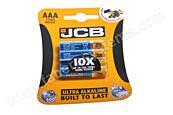 Alkalická mikrotužková baterie JCB OXI DIGITAL LR03/4 AAA