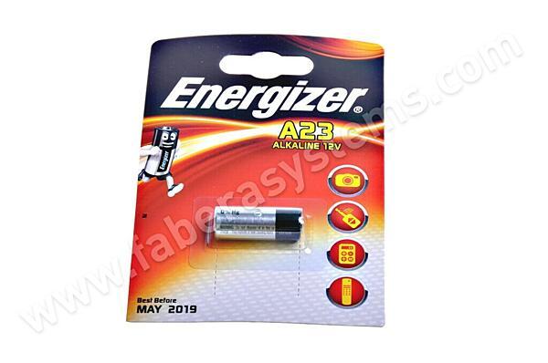 Baterie ENERGIZER E23A 12V